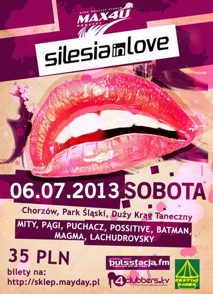 Silesia In Love – Organizacja reklamy