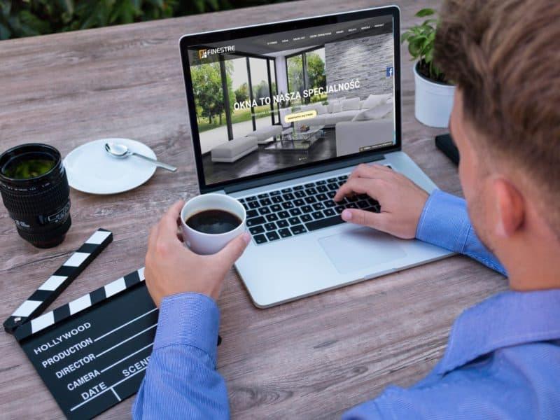 strona internetowa na zamówienie