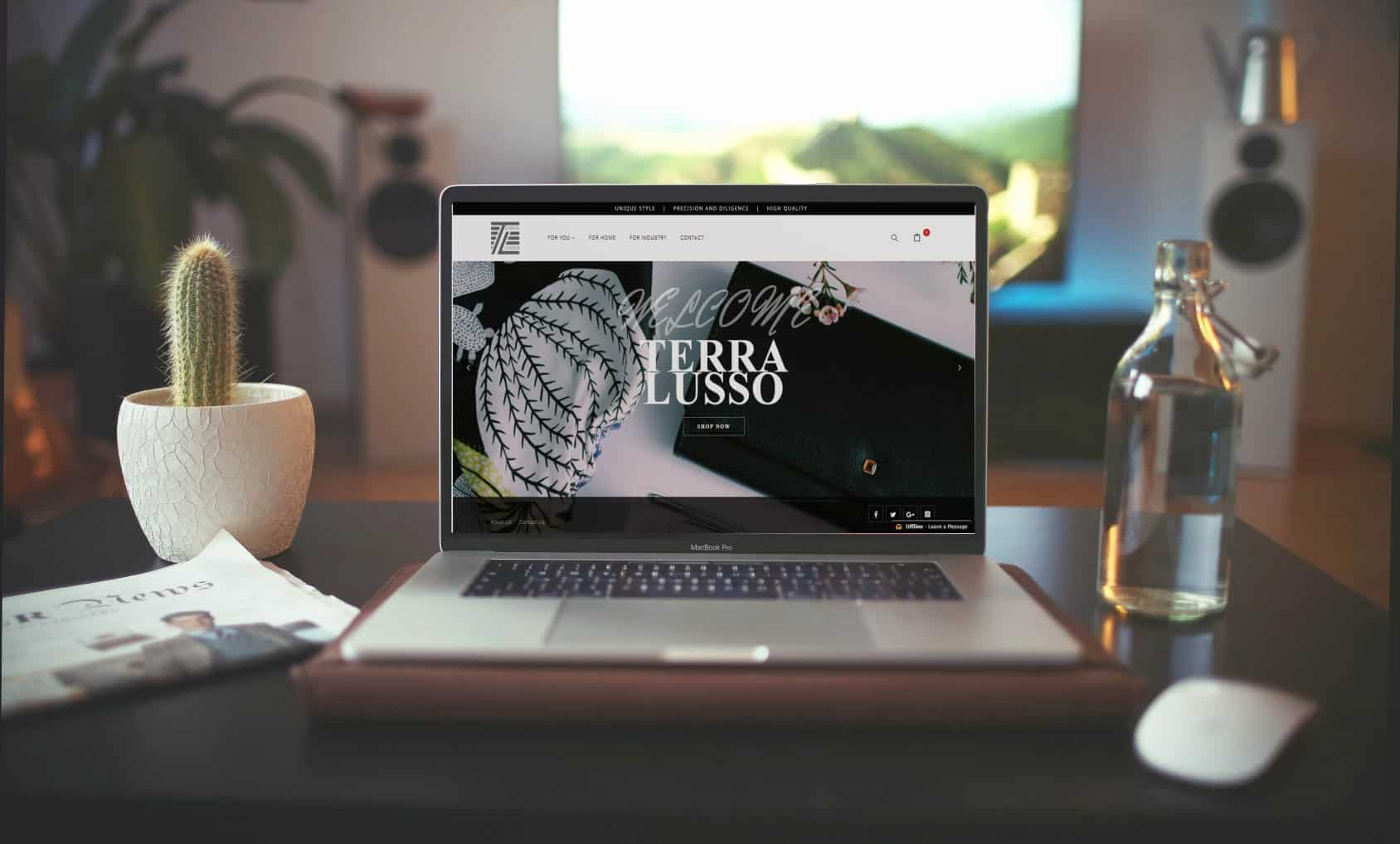 strona internetowa terralusso